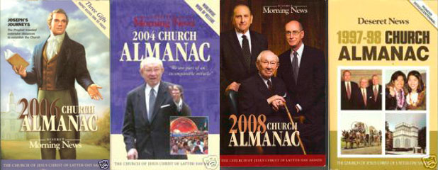 Church Almanac